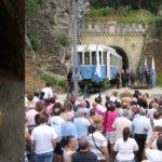 inaugurazione Treno Bianco Azzurro